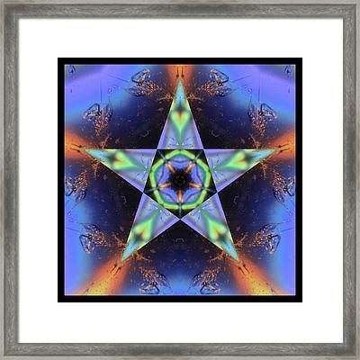 Lumimatter Framed Print by Bell And Todd