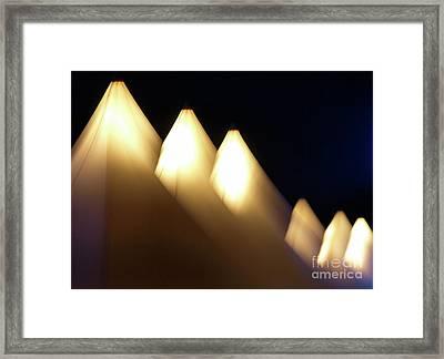 Lumineuse Framed Print