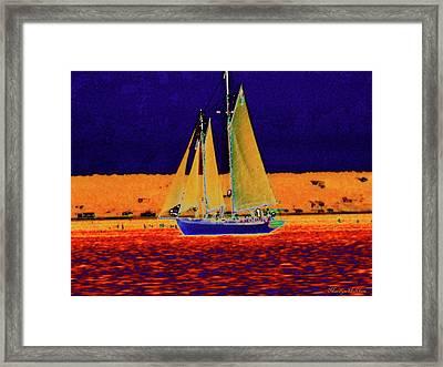 Luminosity Framed Print