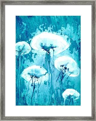 Luminous Framed Print by Brazen Edwards