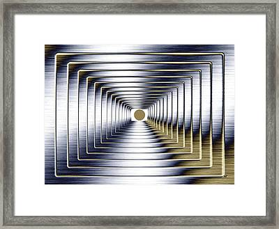 Luminous Energy 1 Framed Print by Will Borden