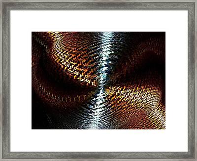 Luminous Energy 10 Framed Print by Will Borden