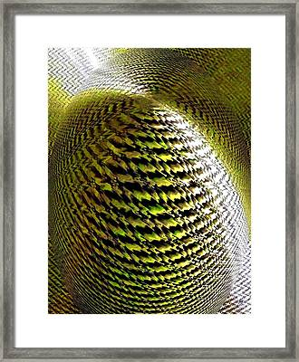 Luminous Energy 11 Framed Print