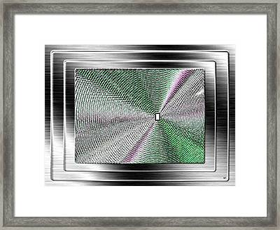 Luminous Energy 13 Framed Print by Will Borden