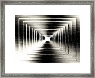 Luminous Energy 3 Framed Print by Will Borden