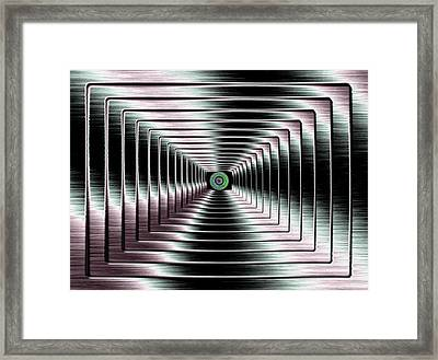 Luminous Energy 4 Framed Print by Will Borden