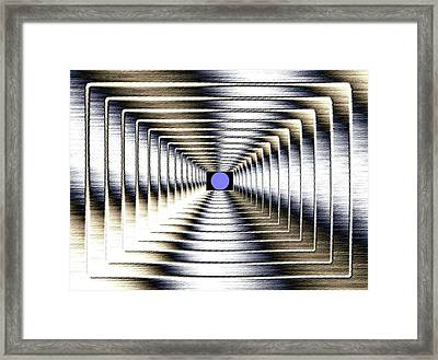 Luminous Energy 6 Framed Print by Will Borden