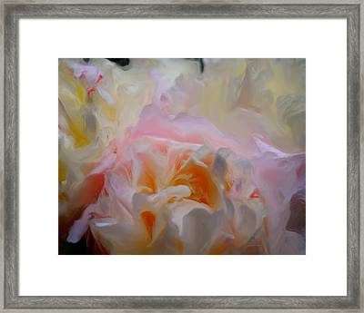 Luscious  Framed Print