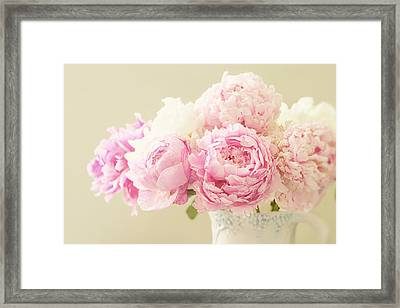 Lush Framed Print by Amy Tyler