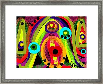 Lush For Life Framed Print