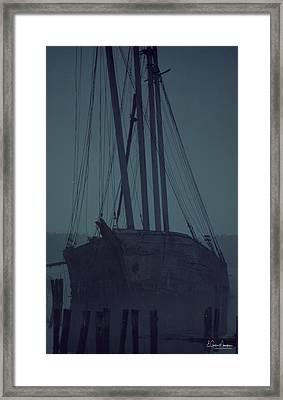 Luther Little Framed Print