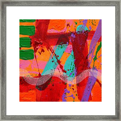 Lux    IIi Framed Print