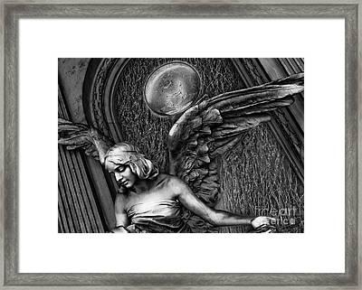 Lux - Resurrecturis Framed Print