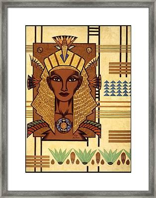 Luxor Deluxe Framed Print