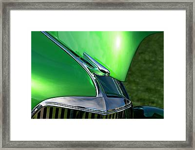 Luxurious Framed Print