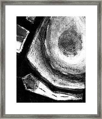 Luz De Luna / Moonlight - Vertical Format Framed Print by Laura Gomez