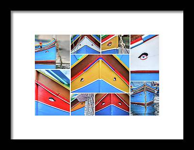 Gozo Framed Prints