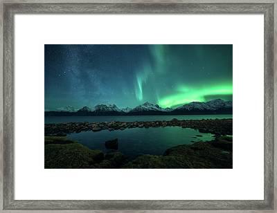Lyngsalpan Framed Print by Tor-Ivar Naess