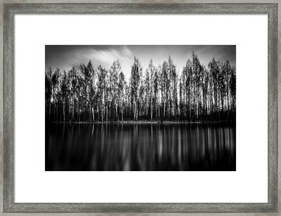 Lyrica Framed Print