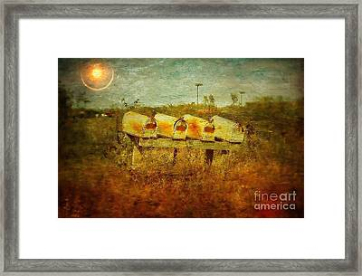 M101503 Framed Print by Jim Hansen