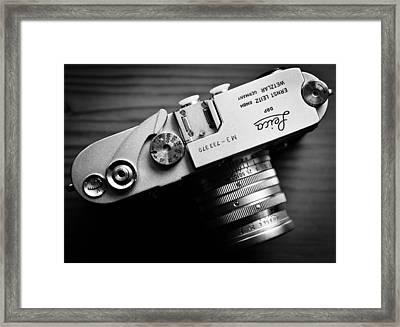 M3 Framed Print by Ronda Broatch