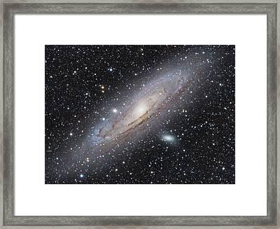 M31 - Andromeda Galaxy Framed Print