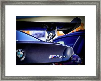 M4 Framed Print