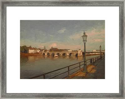 Maastricht Framed Print