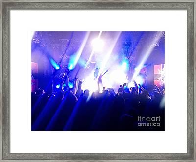 Machine Head 2 Framed Print