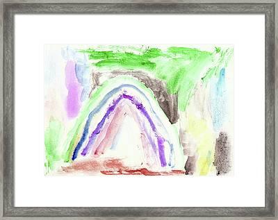 Maciah S Framed Print by Maciah S