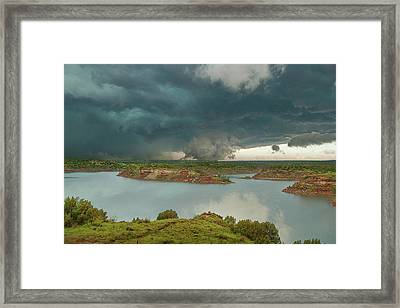 Mackenzie Storm Framed Print