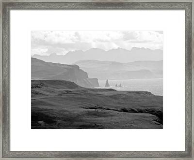 Macleod's Maidens Framed Print by Dan Andersson