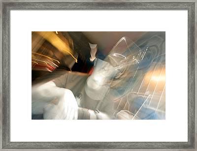 Macus 2 Framed Print by Jez C Self