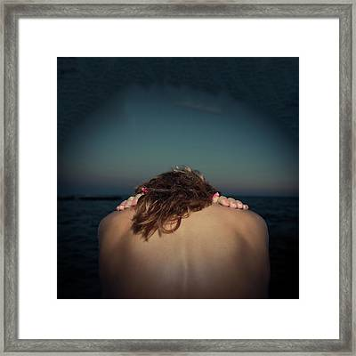 Mad About You Framed Print by Stelios Kleanthous