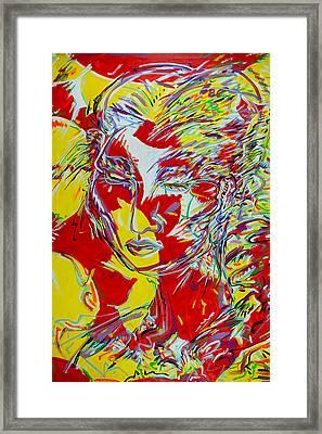 Madama Butterfly Framed Print