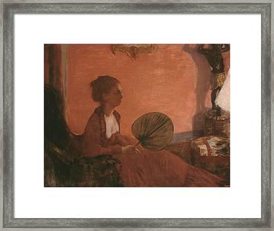 Madame Camus Framed Print