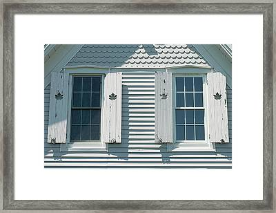 Made In Canada Framed Print