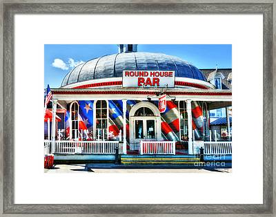 Made In The U S A Framed Print