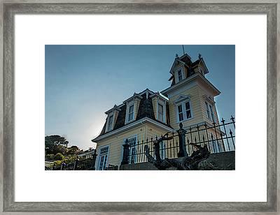 Madera Framed Print by Michael Dugger
