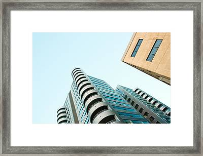 Madison Architecture Framed Print by Todd Klassy