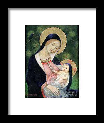 Immaculate Conception Framed Prints