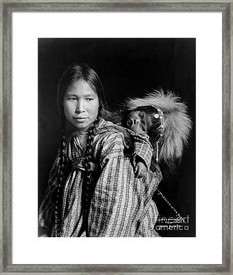 Madonna Of The North  Framed Print by Henry G Kaiser