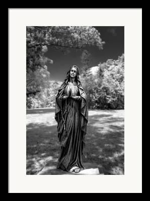 Rosary Photographs Framed Prints