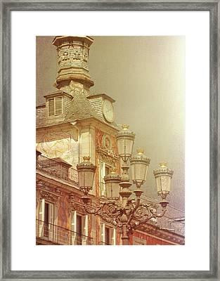 Madrid Thunder Framed Print by JAMART Photography
