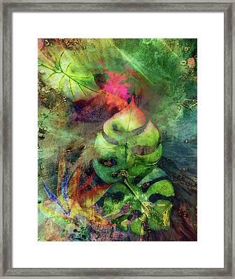 Maelstrom Framed Print