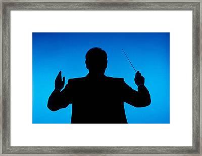 Maestro Framed Print