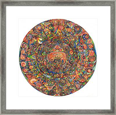 Maeyea Framed Print