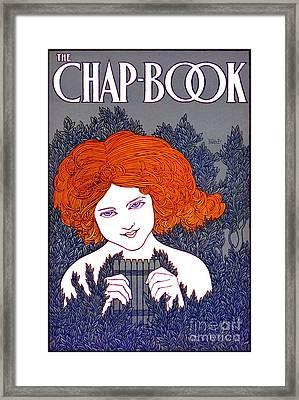 Magazine Advertising Poster 1895 Framed Print by Padre Art