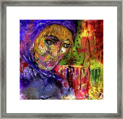 Magdalena Framed Print by Lisa McKinney