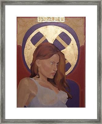 Magdalene Framed Print